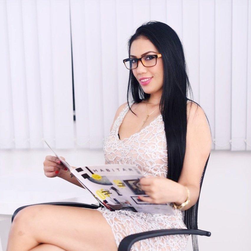MILF Latina Cam Model: Emily Browm